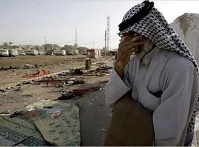 (Christ-like) Passivity in Iraq