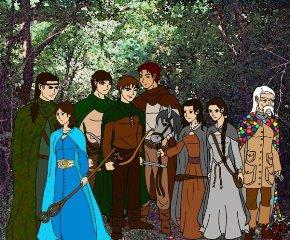 Top Five Best Fantasy Novels