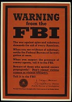 The FBI and the Encyclopedians