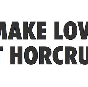 The Seven Sacraments of Harry Potter, Part 6: Horcruxes