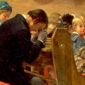 """""""Christmas Day. The Family Sitting"""" - John Meade Falkner"""