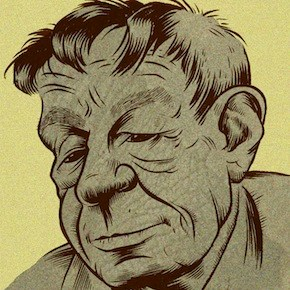 W.H. Auden on Humor and Caricature