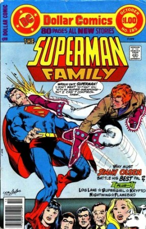 Superman-Family-185-FC