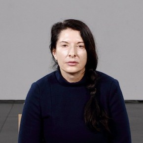 With Only a Look, Marina Abramovic Is Making People Cry