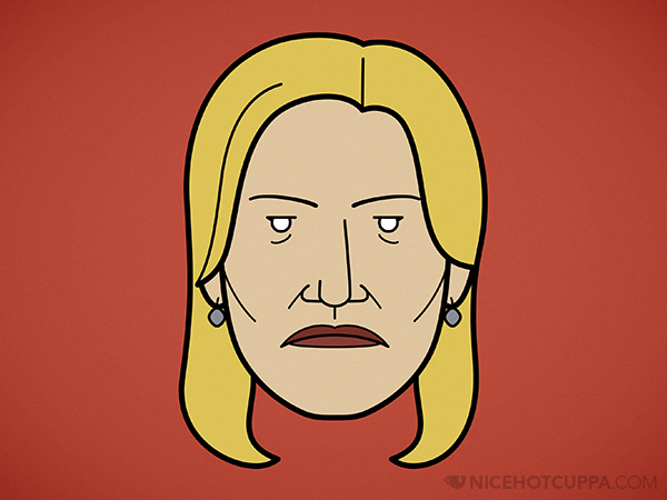 Faces of Breaking Bad: Skyler White