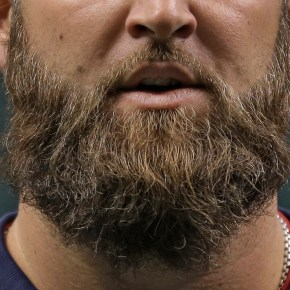 World Series Update: Obstructions, Beards, and the Big Papi