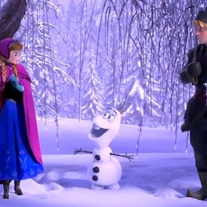 Mockingbird at the Movies: Sin and Redemption in Frozen