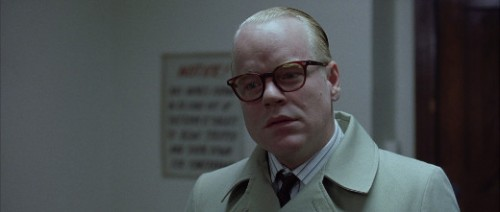 Hoffman as Truman Capote