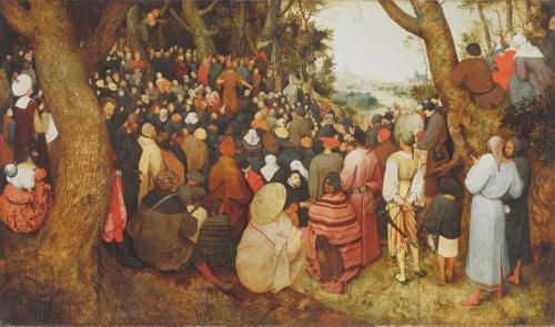 Die_Predigt_Johannes_des_Täufers_(Bruegel)