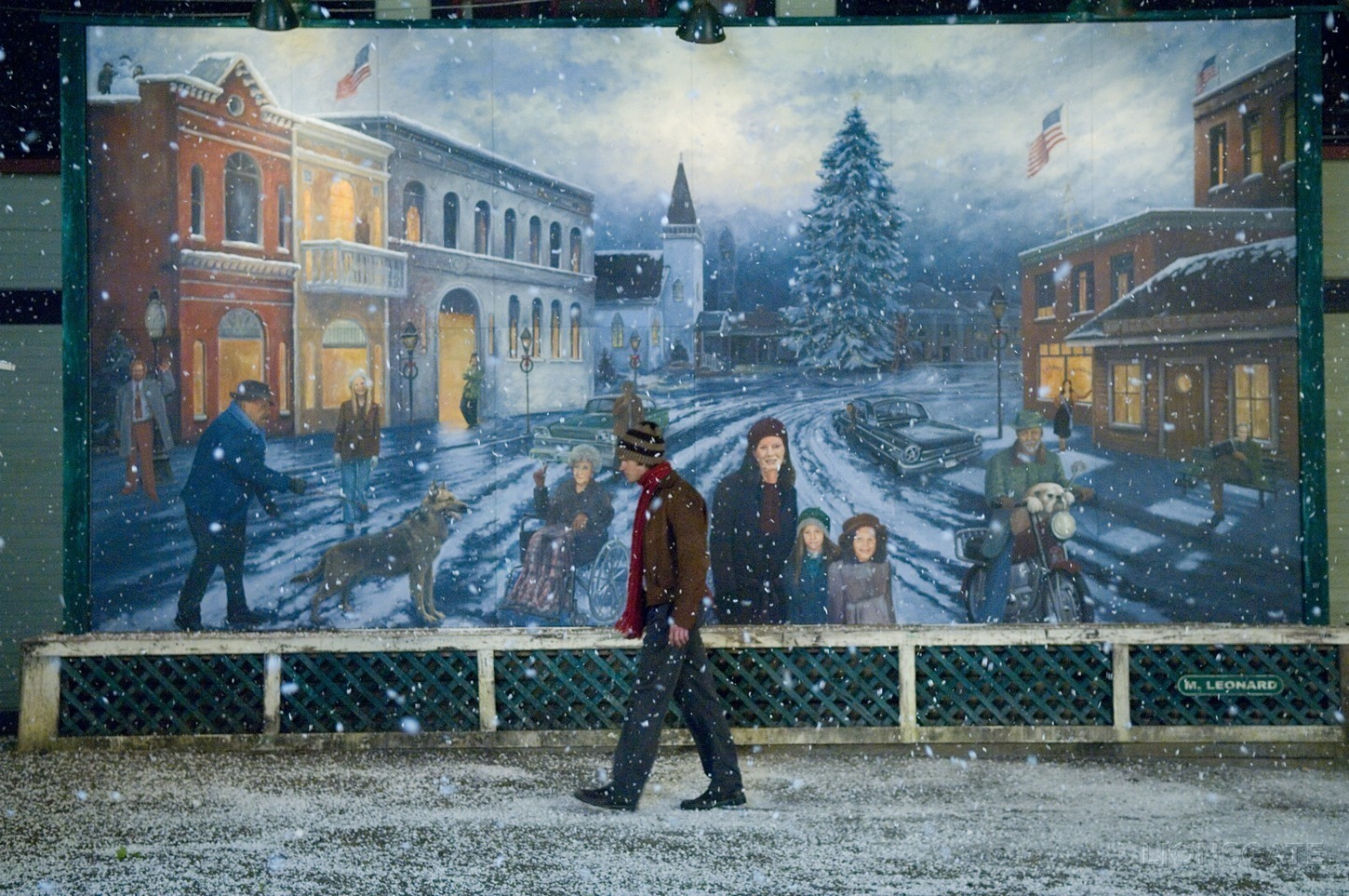 jared as young thomas kinkade thomas kinkades christmas cottage rh mbird com thomas kinkade the christmas cottage cast thomas kinkade's christmas cottage full movie
