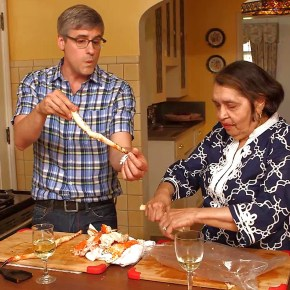 Political Age Gaps and Grace in Cooking in My Grandmother's Ravioli