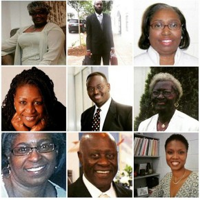 AME Charleston victims