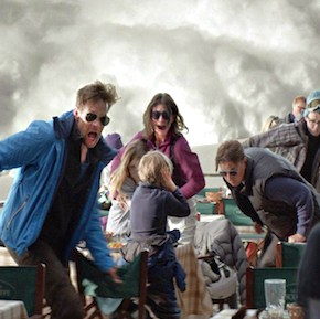 Mining Netflix: Masculinity Surrenders to a Force Majeure