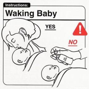 GBDB Waking Baby