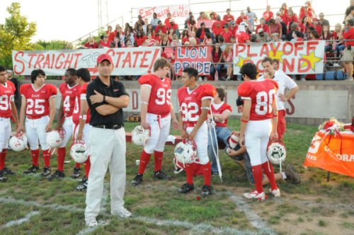 "FRIDAY NIGHT LIGHTS -- ""Don't Go"" Episode 510 -- Pictured: Kyle Chandler as Coach Eric Taylor -- Photo by: Bill Records/NBC"