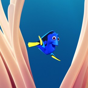 The Short-Term Memory of God: The Gospel According to Finding Dory