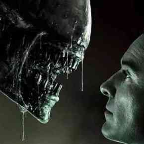 Entry of the Gods Into Alien: Covenant