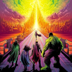 Thor: Ragnarok - When The Unjust Are Freed and Those Hurt Are Left Without A Home