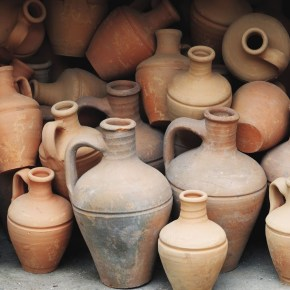Clay Jars in Common - Ryan Alvey