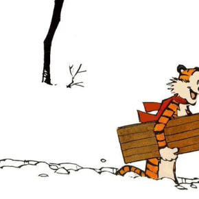 Resolving to Love Calvin and Hobbes (23 Years Later)