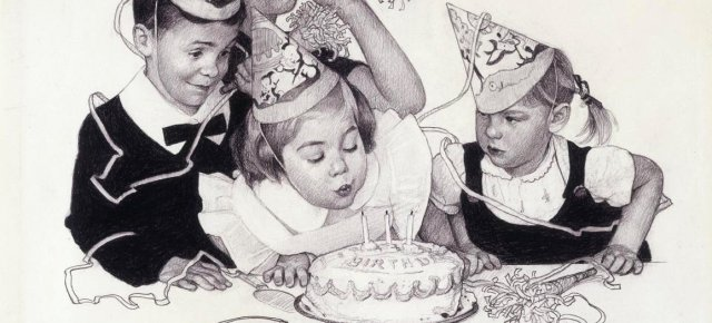 The Quiet Misery of Children's Birthday Parties