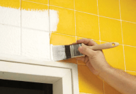 Can I Paint over Ceramic Tile? Bay Area Painting Info