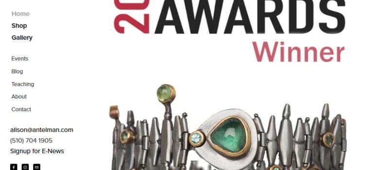 Alison Antelman Workshop – Feb 3-5 – Registration now open