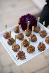 Meatballs | Catered by Made By Meg