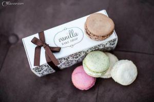 Vanilla Bake Shop Macaroons