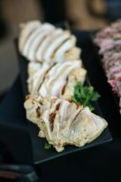 Roasted Meat Platter| Catered by Made By Meg