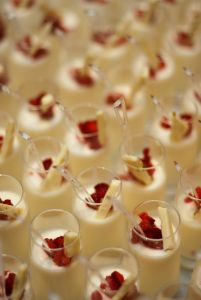Panna Cotta | Catered by Made By Meg