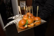 Sliders | Made By Meg Catering