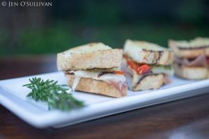 Grilled Cheese Sandwiches | Made By Meg Catering