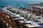 Outdoor Oceanview Wedding Table