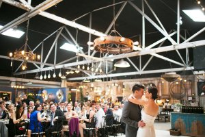 Wedding Reception at Big Daddy's Antiques