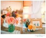 wedding reception event decor