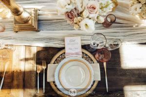 Outdoor Wedding Reception at Malibu Rocky Oaks