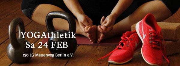 Yoga und Laufen - Athletiktraining und Yoga