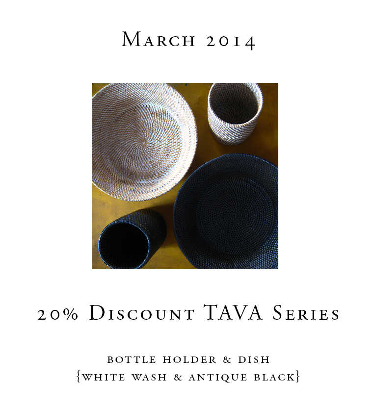 Tava March 2014 Promotion