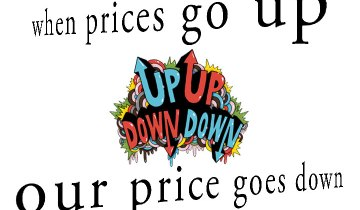 The Cost Goes Up, We Cost It Down!