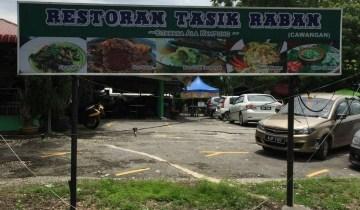 Restoran Tasik Raban, Ipoh – Cawangan Stadium