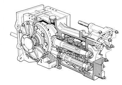 F3A Gearbox