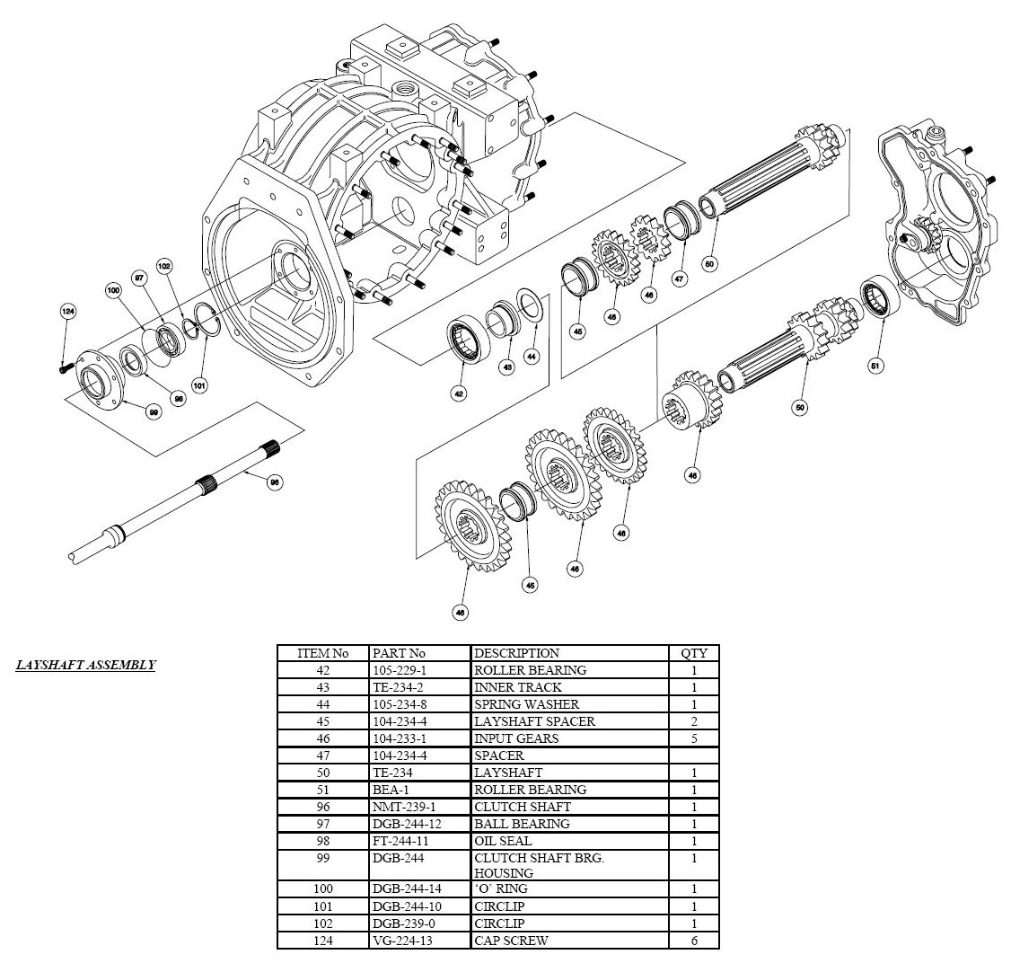 NMT Gearbox