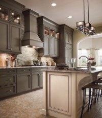 KraftMaid | Kitchen Cabinets | Kitchen Ideas | Kitchen Islands