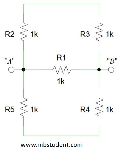 Calculation of total resistance