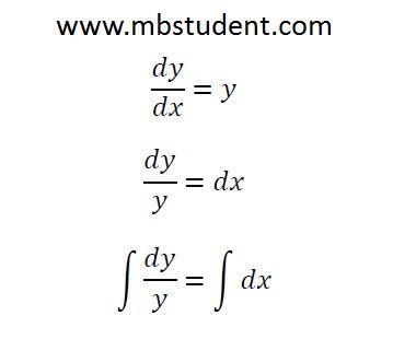 Math on studies