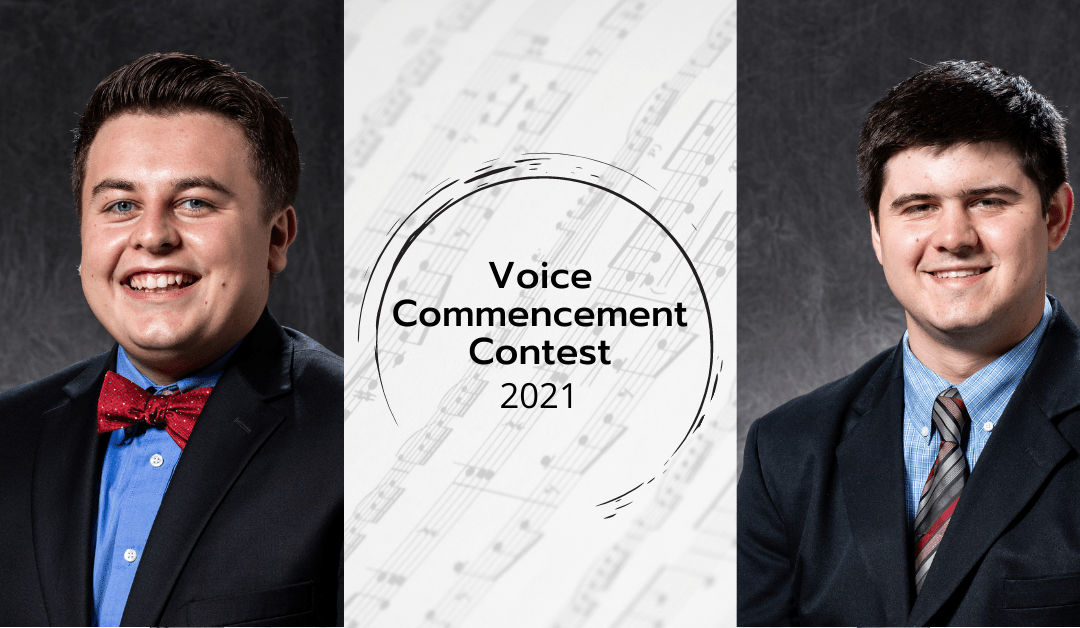 Announcing the Winners of the 2021 Voice Commencement Contest