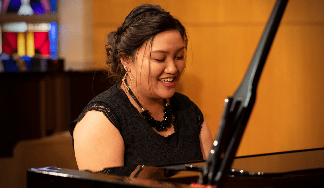 Charity Talosig's Piano Recital Highlights