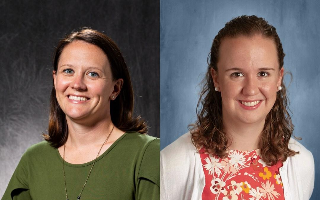 Bethany Howard and Megan Haynes Form New Special Education Team at MBU