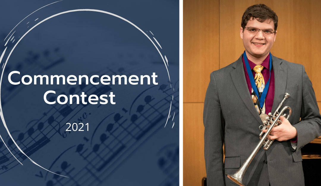 Montgomery Wins the 2021 Commencement Contest